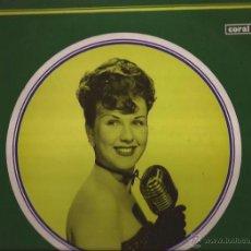Discos de vinilo: LP-DEANNA DURBIN IT´S A DATE CORAL 23 UK 1970-40´S & 50´S RECORDINGS. Lote 50130362