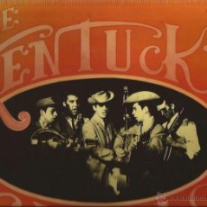 Discos de vinilo: LP-THE KENTUCKY COLONELS COUNTRY BLUEGRASS GUIMBARDA 11070. Lote 50130546