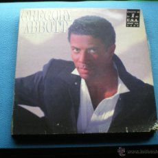 Discos de vinilo: GREGORY ABBOTT - SHAKE YOU DOWN ..LP DE CBS DE 1986 - Nº 1 EN U.S.A . PEPETO. Lote 50131242