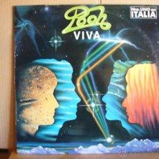 Discos de vinilo: POOH ---- VIVA. Lote 50135240