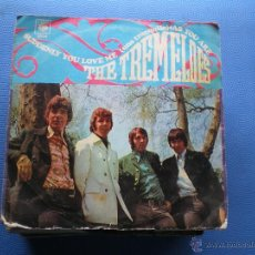 Discos de vinilo: THE TREMELOES / SUDDENLY YOU LOVE ME / AS YOU ARE (SINGLE 1968). Lote 50138285