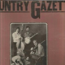 Discos de vinilo: COUNTRY GAZETTE. Lote 50140071