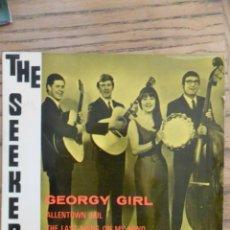 Discos de vinilo: THE SEEKERS. GEORGY GIRL. EMI 1967. Lote 50142121