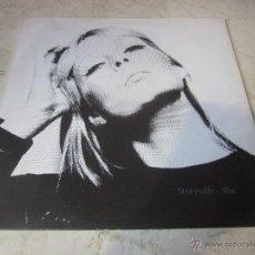 Discos de vinilo: STORYVILLE - SHE - NURSERY 1991. Lote 50143246