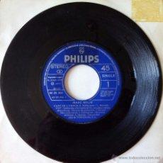 Discos de vinilo: ISAAC MELIS, CANT DE L'OBRER (PHILIPS 1977) SINGLE. Lote 50147519