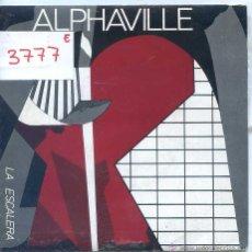 Discos de vinilo: ALPHAVILLE / LA ESCALERA / NIJINSKY EL LOCO (SINGLE PROMO 1983). Lote 50151712