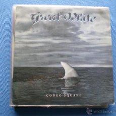 Discos de vinilo: GREAT WHITE CONGO SQUARE SINGLE UK 1991 PDELUXE. Lote 50154590