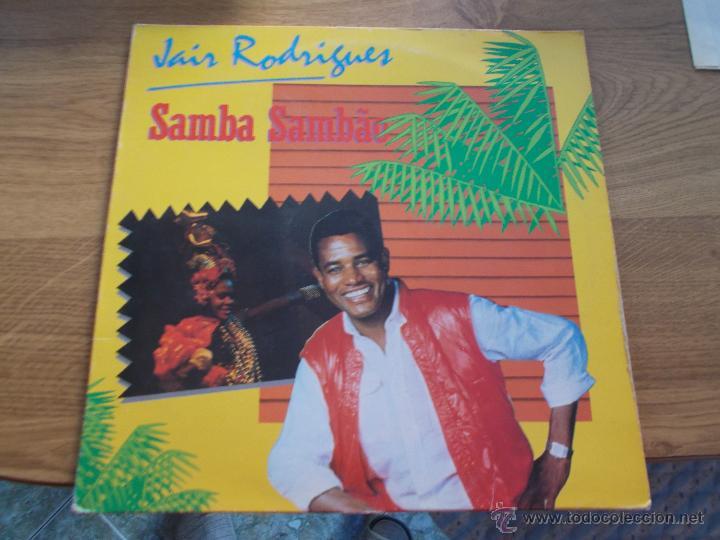 JAIR RODRIGUEZ. SAMBA SAMBAO (Música - Discos - LP Vinilo - Grupos y Solistas de latinoamérica)