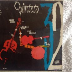 Discos de vinilo: EL QUINTETO 32 EP DANKE SHOEN + 3 TEMAS . Lote 50160883