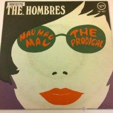 Discos de vinilo: THE HOMBRES.MAU,MAU,MAU.THE TROPICAL.SINGLE.1968.VERVE.. Lote 50163085
