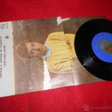 Discos de vinilo: DANIEL VELAZQUEZ VAMOS A PENSAR EN NOSOTROS / UNA ROSA CORTÉ SINGLE 1968 PHILIPS PORTADA TRIPTICO !. Lote 50169865