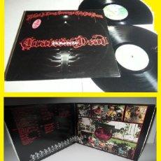 Discos de vinilo: GRATEFUL DEAD / WHAT A LONG STRANGE TRIP 77, DOBLE LP, 1º PRENSAJE !! RARA ORG USA EDIT, TODO EXC. Lote 44815459