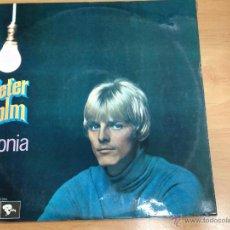 Discos de vinilo: LP PETER HOLM - MONIA EDITADO EN ESPAÑA POR SONO PLAY 1969. Lote 50184353