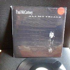 Discos de vinilo: BEATLES PAUL MCCARTNEY MAXI SINGLE ORIGINAL ENGLAND COLECCION NUEVO RARO. Lote 50184581