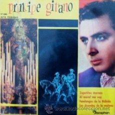 Discos de vinilo: EL PRÍNCIPE GITANO - 1960. Lote 50188498