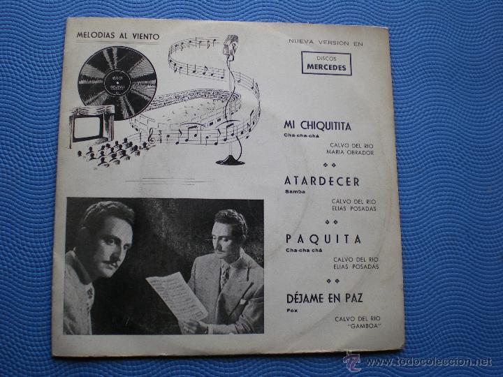 LOS CELTIS + ANYELO MI CHIQUITITA+3 EP SPAIN 1965 PDELUXE (Música - Discos de Vinilo - EPs - Solistas Españoles de los 50 y 60)