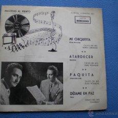 Discos de vinilo: LOS CELTIS + ANYELO MI CHIQUITITA+3 EP SPAIN 1965 PDELUXE. Lote 50189360