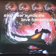 Discos de vinilo: EAST BEAT SYNDICATE - LOVE TRANSMISSION - 1994. Lote 50189782