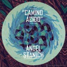 Discos de vinilo: LP ANGEL STANICH CAMINO ACIDO VINILO. Lote 183374776