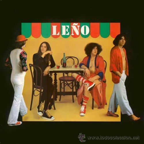 LP LEÑO VINILO ROSENDO ROCK URBANO NACIONAL CHAPA (Música - Discos - LP Vinilo - Grupos Españoles de los 70 y 80)
