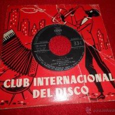 Discos de vinilo: JAZZ JACK TEAGARDEN+REX STEWART+RED NORVO+BUCK CLAYTON EP 1960 CID EDICION ESPAÑOLA SPAIN. Lote 50210403