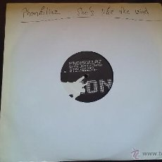 Discos de vinilo: PHONKILLAZ - SHE'S LIKE THE WIND - 2002. Lote 50211603