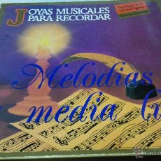 Discos de vinilo: JOYAS MUSICALES PARA RECORDAR (ANTOLOGÍA DE LA MÚSICA LIGERA, ÉPOCAS DORADAS-3 DISCOS). Lote 50215615