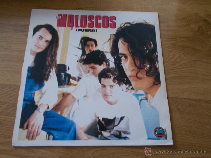 LOS MOLUSCOS. FUERA (Música - Discos - LP Vinilo - Grupos Españoles de los 90 a la actualidad)