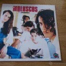 Discos de vinilo: LOS MOLUSCOS. FUERA. Lote 50217731