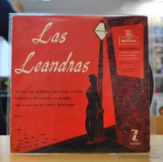 Discos de vinilo: FRANCISCO ALONSO - LAS LEANDRAS - EP. Lote 50234207