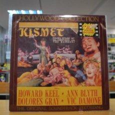 Discos de vinilo: VARIOS - HOLLYWOOD COLLECTION KISMET - BSO - LP. Lote 50234394