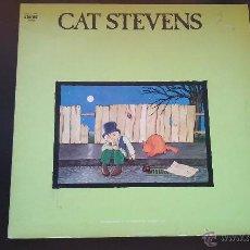 Discos de vinilo: CAT STEVENS - TEASER AND THE FIRECAT - LP - 1971. Lote 50236567