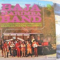 Discos de vinilo: BAJA MARIMBA BAND (LEON RUSSELL) -EP 1966 -BUEN ESTADO. Lote 50238108