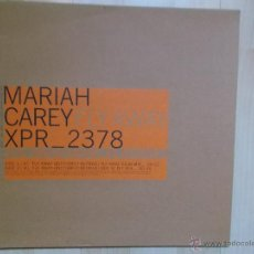 Discos de vinilo: MARIAH CAREY FLY AWAY - DAVID MORALES 1997 SONY MUSIC PROMOCIONAL. Lote 50241667