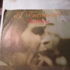Discos de vinilo: EL TURRONERO. ANDALUCÍA. NO PUEDO. MB2. Lote 50244508