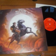 Discos de vinilo: WILLIE NELSON LP. A HORSE CALLED MUSIC MADE IN SPAIN 1989. Lote 50248842