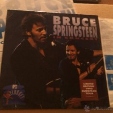 Discos de vinilo: BRUCE SPRINGSTEEN - IN CONCERT / MTV UNPLUGGED (2XLP, LTD, 1993) . Lote 50253101