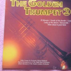 Disques de vinyle: GOLDEN TRUMPET,MELODIES VOL.2 EDICION ALEMANA . Lote 50255667