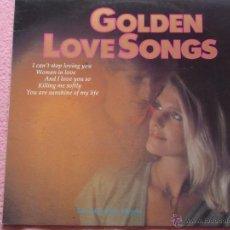 Disques de vinyle: THE EDDY STARR SINGERS,GOLDEN LOVE SONGS EDICION ALEMANA. Lote 50255767