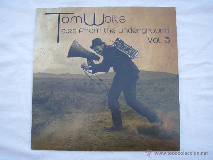 TOM WAITS - TALES FROM THE UNDERGROUND VOL. 3 - LP - NUEVO (Música - Discos - LP Vinilo - Cantautores Extranjeros)