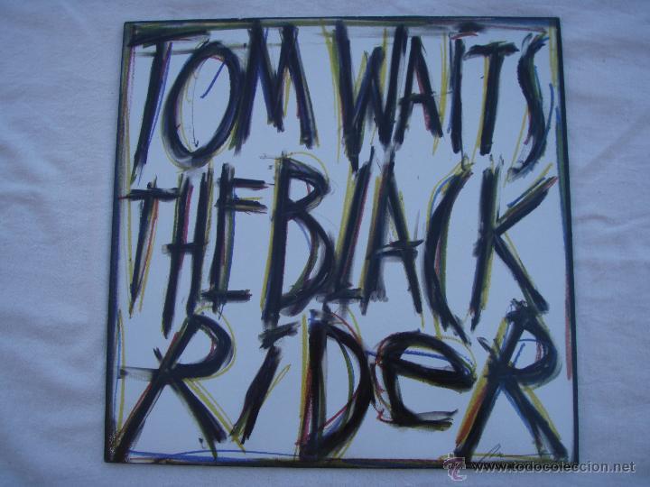 TOM WAITS - THE BLACK RIDER - LP - NUEVO (Música - Discos - LP Vinilo - Cantautores Extranjeros)