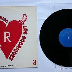 Discos de vinilo: LOS RODRIGUEZ - ENGANCHATE CONMIGO (3 VERSIONES) (MAXI 1991). Lote 50257631