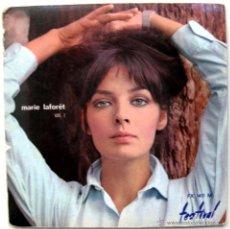 Discos de vinilo: MARIE LAFORÊT - VOLUME 7 (LA TENDRESSE) - EP DISQUES FESTIVAL 1964 FRANCIA BPY. Lote 50260408