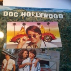 Discos de vinilo: DISCO DE VINILO. DOC HOLLYWOOD. MUSIC COMPOSED BY CARTER BURWELL MADE GERMANY. C2V. Lote 50263121