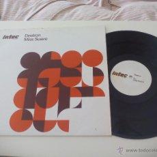 Discos de vinilo: DEETRON MISS SUAVE. DON'T YOU KNOW WHY EDIT 9000. INTEC RECORDS. 2003 SAM GEISER MAXI VINILO. Lote 211393639