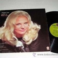 Discos de vinilo: PEGGY LEE - MAKE IT WITH YOU 1970 !! CAPITOL ORG EDIT USA. Lote 50266368