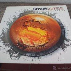 Discos de vinilo: ZERO EMIT COLLET ZERO VS DECIBELLE HOUSE MIX. STREETWISE RECORDINGS. MAXI VINILO. Lote 173534682