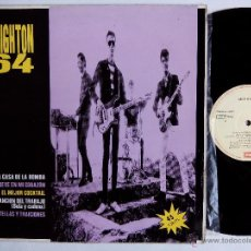 Discos de vinilo: BRIGHTON 64. MAXI EMI 052 12 21586. ESPAÑA 1986. LA CASA DE LA BOMBA. MOD. POP ROCK. BARCELONA.. Lote 50270472