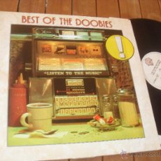Discos de vinilo: THE DOOBIE BROTHERS LP. BEST OF THE DOOBIES MADE IN GERMANY. 1977.. Lote 50272169