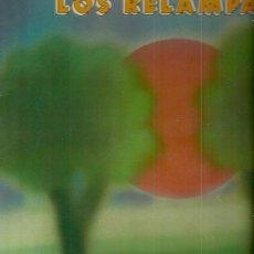 Discos de vinilo: LOS RELAMPAGOS LP PORTADA DOBLE SELLO NOVOLA AÑO 1976 EDITADO EN ESPAÑA . Lote 50273112